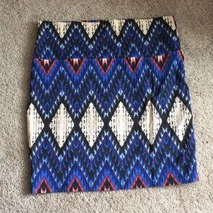 Dresses & Skirts - Printed Skirt